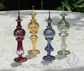 Glass Perfume Potion Bottles - Style D