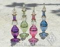 Glass Perfume Potion Bottles - Style A