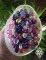 Tumbled Gemstone Mix of 20 Small Stones