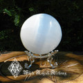 Selenite Gemstone Spheres