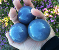 Lavender Lepidolite Mica Spheres . For Anxiety, Stress, Peace, Calming Stone . SUPER DEAL