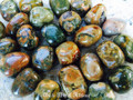Rhyolite Tumbled Gemstones Large