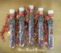 Samhain Spirit Spells . Sparkling Spells Casting Powders for Spirit and Ancestral Connections, Seance, Breaking thru the Veil, Divination