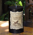 Samhain Spirit Night Witches Candles . Halloween, Ancestral Workings, Witches New Year