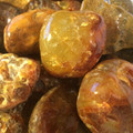 Natural Carnelian Tumbled Jumbo Specimens for Protection, Peace, Healing & Happiness