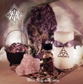 *Trinity Triple Goddess Ritual Set for Imbolc, Goddess Invocation, New Beginnings, Strength, Fertility & Love