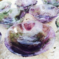 Large Fluorite Gemstone Bowls for Magical Offerings, Gemstones, Trinkets