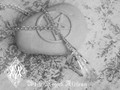 DIVINITY . Swarovski Crystal Magickal Prism Divination Pendulum Necklace . Silver Filigree Pendant