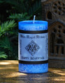 HAPPY MARRIAGE Spell Candle . Clear and Renew Negative Energies and bring back New Spiritual Loving Energy