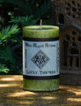 LUCKY 13 Spell Candle . For Lottery Luck, Love, Health and Success in Business