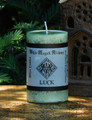 LUCK Spell Candle . Draw Good Luck in Love, Money, Success, Abundance and Change Unlucky Conditions