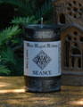 SEANCE Spell Candle . Otherworldly Path Workings, Ancestral Spirit Works, Summoning Spirits, Protection