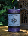 CHAT WITH YOUR CAT Spell Candle . Communication with Feline Familiars, Mortal or Immortal