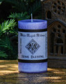 HOME BLESSING Spell Candle . Clear Past Energies in the Home, Banish and Clear Negativity, Spirit Activity