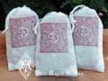 * Dream Pillow Muslin Pouches - For Dreamtime and Astral Protection, Peaceful Sleep and Relaxation