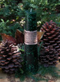 Winter Wassail . Twelfth Night Holiday Pillar Candle 2x9 . Traditional Yule Wassail Spices and Fruits