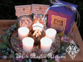 Imbolc ~ Candlemas FESTIVAL OF LIGHT Altar Kit ~ Flourishing Abundance, Renewal, Fertility, Purity and Illumination