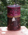 Beltane Fires Sacred Smoke Fusion Candle 2x3 Pillar . Sacred Fertility Rites, Sexual Energy, Divination, Nature Spirit Works