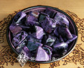 Rare Charoite Gemstone Medium . Stone of Transformation Stress Anxiety, Panic