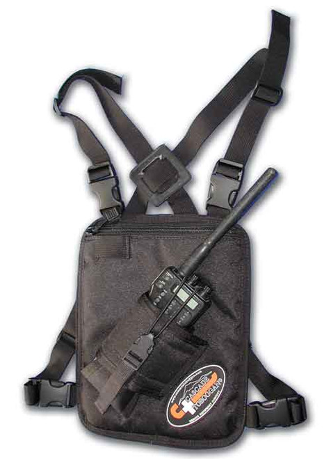Cascade Rescue Rock Solid Radio Harness