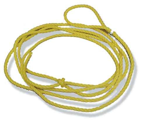 18 foot Polypropylene Tail Rope
