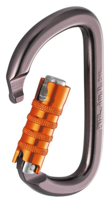 Petzl AM'D Tri-Act Lock Aluminum Carabiner