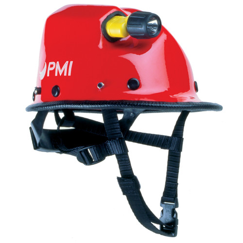 PMI Light Pod Helmet - Red