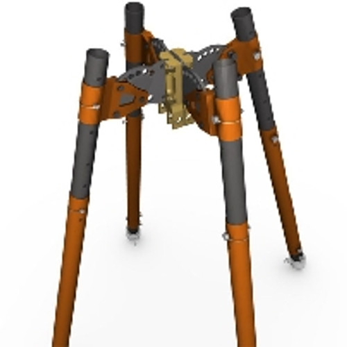 TerrAdaptor Quadpod Attachment System