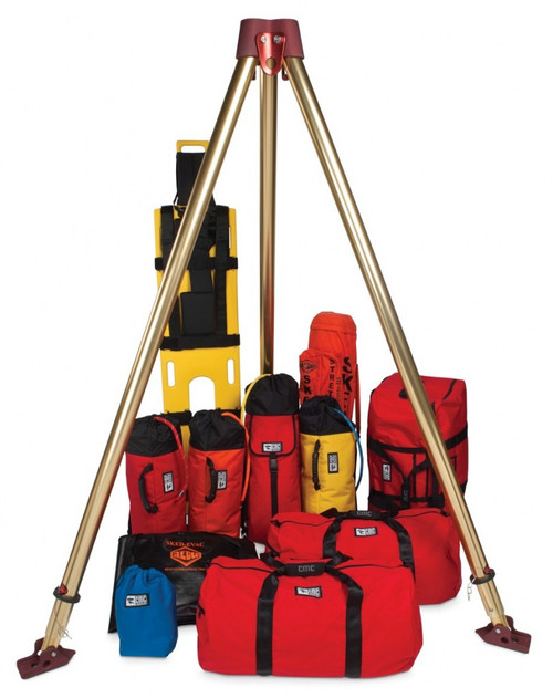CMC Confined Space Rescue Team Kit
