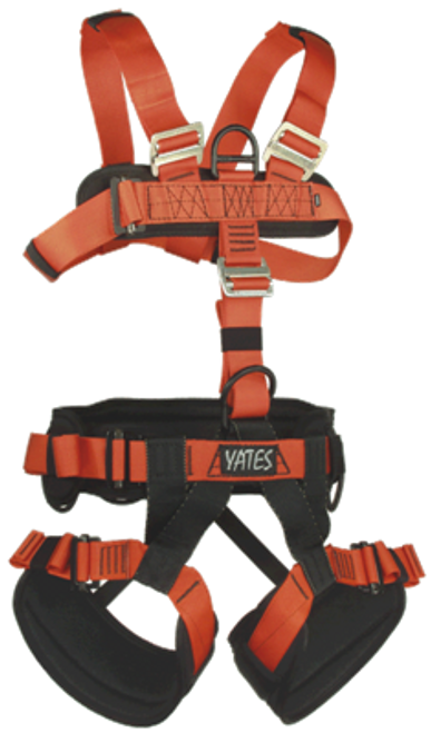 NFPA Full Body Harness