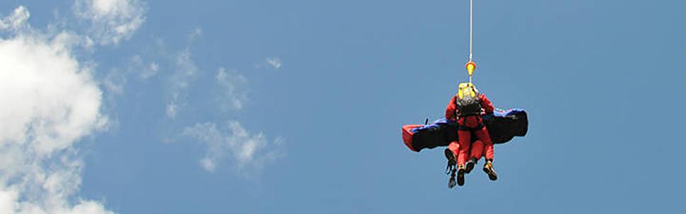 StableFlight Helicopter Rescue Bag