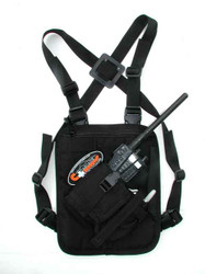 CT Rock Solid Radio and Cell Phone Harness