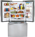 LG LFX25991ST 25 CU FT French Style Refrigerator, Stainless Steel