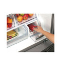 LG LFX31935ST 30.5 Cu.ft Super-Capacity 3 Door French Style Refrigerator with Blast Chiller