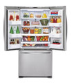 LG LFC25765ST 24.9 Cu.Ft. High-Capacity French Door Refrigerator with  Smart Cooling System