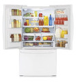 LG LFX25976SW 25 Cu Ft. French Door Refrigerator, Smooth White