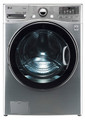 LG Washer WM3470HVA TurboWash ColdWash 6Motion Steam 4.0 Cu. Ft. Graphite Steel