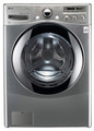 LG WM2655HVA 3.6 cu. ft. SteamWasher W/ 6 Motion Technology