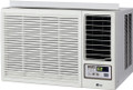 LG LW2412HR 23,500 BTU Window Air Conditioner with Heating Option and Remote