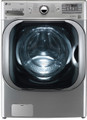 LG WM8000HVA 5.2 cu. ft. Mega Capacity TurboWash Washer