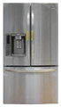 LG LFX28978ST(Scratch/Dent) 27.6 cu. ft. Ultra Capacity French Door Refrigerator, Stainless Steel - P5579