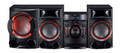 LG CM8430 1200W CD Mini HIFI System with Bluetooth, 2 USB Inputs