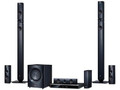 LG BH9431PW 9.1 Ch. 3D Blu-ray Theater System Smart TV Wireless Rear Speakers, Wi-Fi, 3D Sound