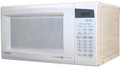 Goldstar MA1152W 1.1 cu. ft.1000 Watts Counter top Microwave, 10 Power Levels, 7 Digital Scroll VFD Display,White