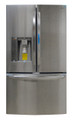 LG LFX31925ST (Scratch/Dent) 30.7 cu. ft. Ultra Capacity French Door Refrigerator, Stainless Steel (SH0094)