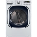LG DLEX4070W 7.4 cu. ft. Ultra Large Capacity Electric SteamDryer