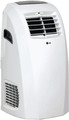 LG LP1014WNR 10,000 BTU Portable Air Conditioner with Auto Evaporation System / Remote