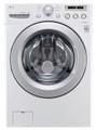 LG WM3050CW 4.0 cu. ft. Front Load Washer w/ ColdWash, SenseClean, TrueBalance