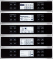 """LG  LWD3081ST 30"""" Double Electric Convection Wall Oven with 6.3"""" LCD Touch-Screen ControlOpen Box"""