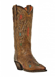 Dan Post Women's Western Boots Rosie Tan DP3411